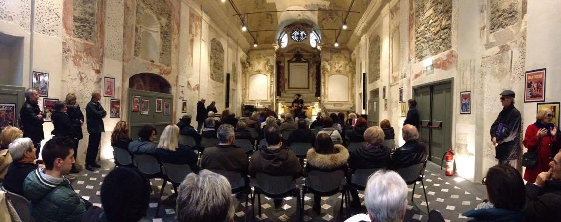 Oratorio Santa Brigida Sanremo